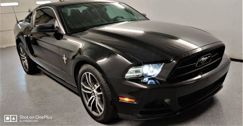 2014 Ford Mustang for sale at World Auto Net in Cuyahoga Falls OH