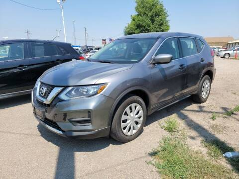 2017 Nissan Rogue for sale at Revolution Auto Group in Idaho Falls ID