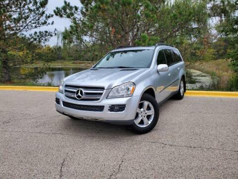 2007 Mercedes-Benz GL-Class for sale at Excalibur Auto Sales in Palatine IL