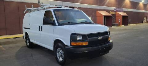 2012 Chevrolet Express Cargo for sale at U.S. Auto Group in Chicago IL