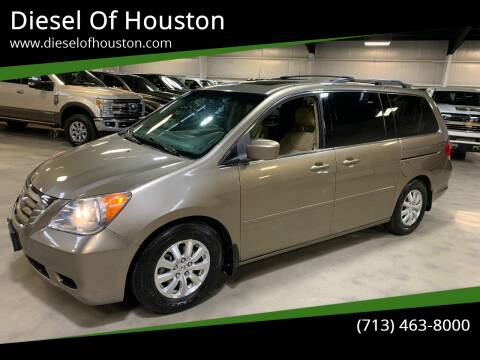 2009 Honda Odyssey for sale at Diesel Of Houston in Houston TX
