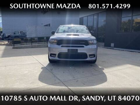 2020 Dodge Durango for sale at Southtowne Mazda of Sandy in Sandy UT