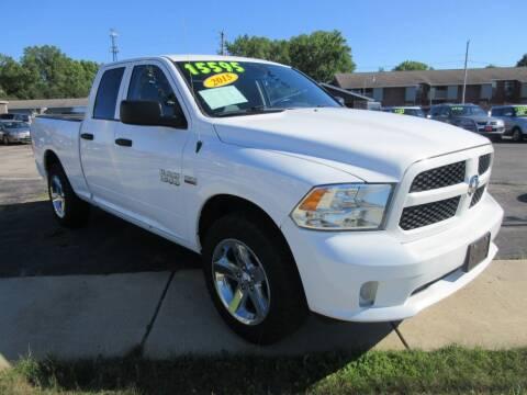 2015 RAM Ram Pickup 1500 for sale at Fox River Motors, Inc in Green Bay WI