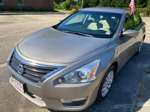 2014 Nissan Altima for sale at Hilton Motors Inc. in Newport News VA