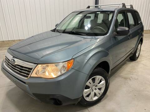 2009 Subaru Forester for sale at EUROPEAN AUTOHAUS, LLC in Holland MI