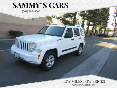 """2012 Jeep Liberty for sale at SAMMY""""S CARS in Bellflower CA"""