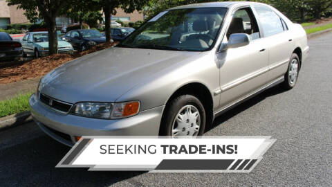 1996 Honda Accord for sale at NORCROSS MOTORSPORTS in Norcross GA
