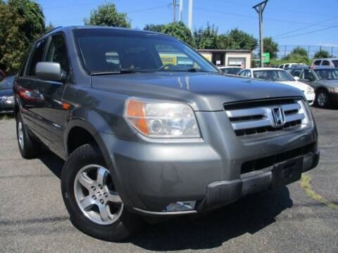 2008 Honda Pilot for sale at Unlimited Auto Sales Inc. in Mount Sinai NY