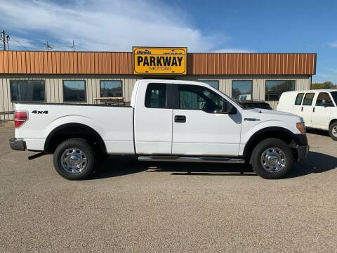2009 Ford F-150 for sale at Parkway Motors in Springfield IL