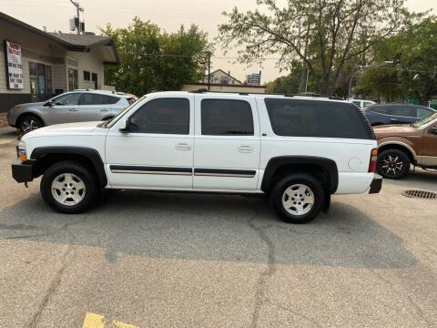 2005 Chevrolet Suburban for sale at Auto Outlet in Billings MT