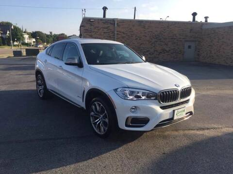 2015 BMW X6 for sale at Carney Auto Sales in Austin MN
