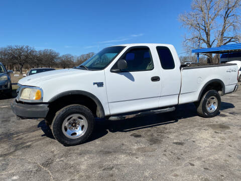 2001 Ford F-150 for sale at Dave-O Motor Co. in Haltom City TX