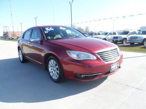 2014 Chrysler 200 for sale at America Auto Inc in South Sioux City NE