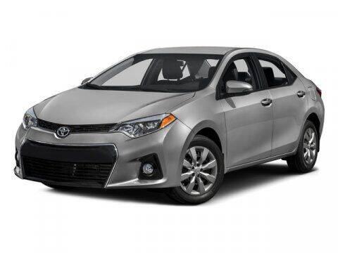 2016 Toyota Corolla for sale at Crown Automotive of Lawrence Kansas in Lawrence KS