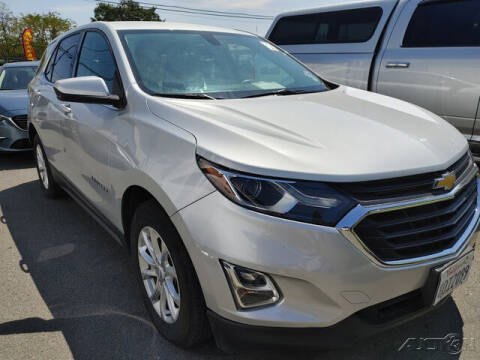 2018 Chevrolet Equinox for sale at Guy Strohmeiers Auto Center in Lakeport CA