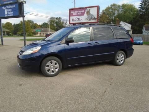 2006 Toyota Sienna for sale at Michigan Auto Sales in Kalamazoo MI