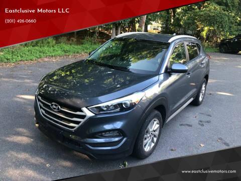 2018 Hyundai Tucson for sale at Eastclusive Motors LLC in Hasbrouck Heights NJ