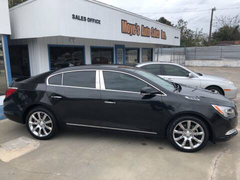 2014 Buick LaCrosse for sale at Moye's Auto Sales Inc. in Leesburg FL