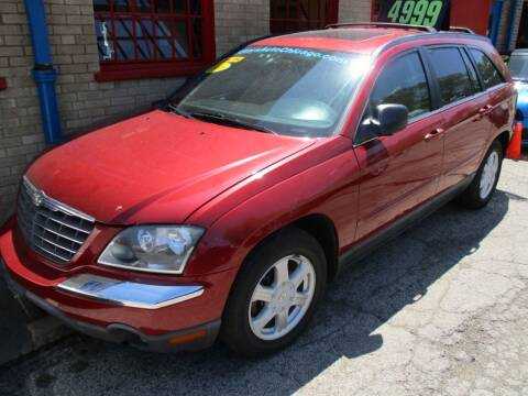 2006 Chrysler Pacifica for sale at 5 Stars Auto Service and Sales in Chicago IL