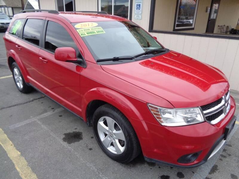 2012 Dodge Journey for sale at BBL Auto Sales in Yakima WA