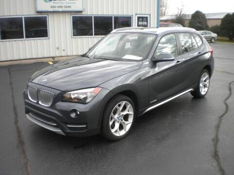 2014 BMW X1 for sale at AUTO MART in Oshkosh WI