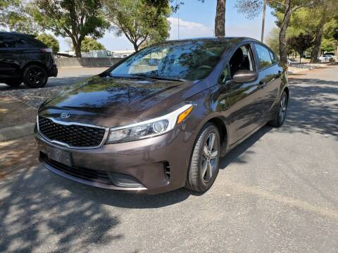 2018 Kia Forte for sale at Matador Motors in Sacramento CA
