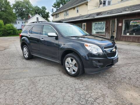 2013 Chevrolet Equinox for sale at Motor House in Alden NY