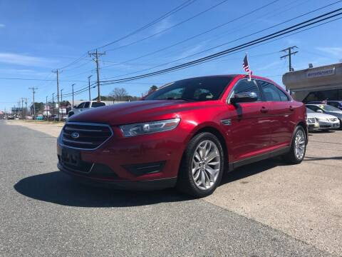 2014 Ford Taurus for sale at Mega Autosports in Chesapeake VA