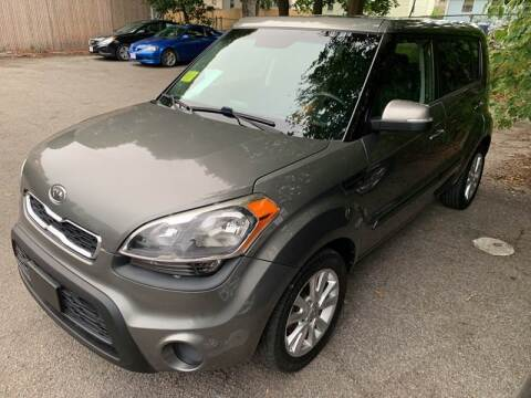 2012 Kia Soul for sale at Polonia Auto Sales and Service in Hyde Park MA