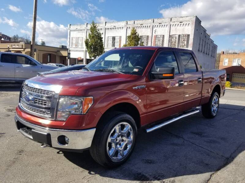 2014 Ford F-150 for sale at East Main Rides in Marion VA