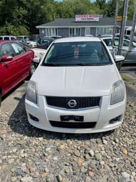 2010 Nissan Sentra for sale at Certified Motors in Bear DE
