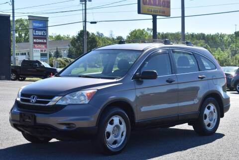 2010 Honda CR-V for sale at Broadway Garage of Columbia County Inc. in Hudson NY