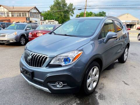 2015 Buick Encore for sale at Dijie Auto Sale and Service Co. in Johnston RI