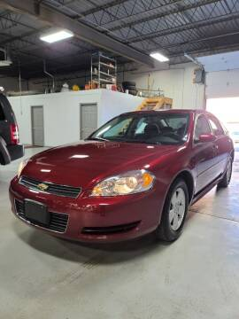 2009 Chevrolet Impala for sale at Brian's Direct Detail Sales & Service LLC. in Brook Park OH