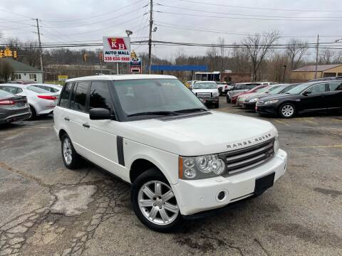 2006 Land Rover Range Rover for sale at KB Auto Mall LLC in Akron OH