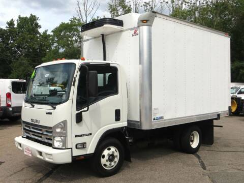 2014 Isuzu NPR for sale at Auto Towne in Abington MA