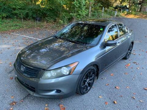 2008 Honda Accord for sale at CAR STOP INC in Duluth GA