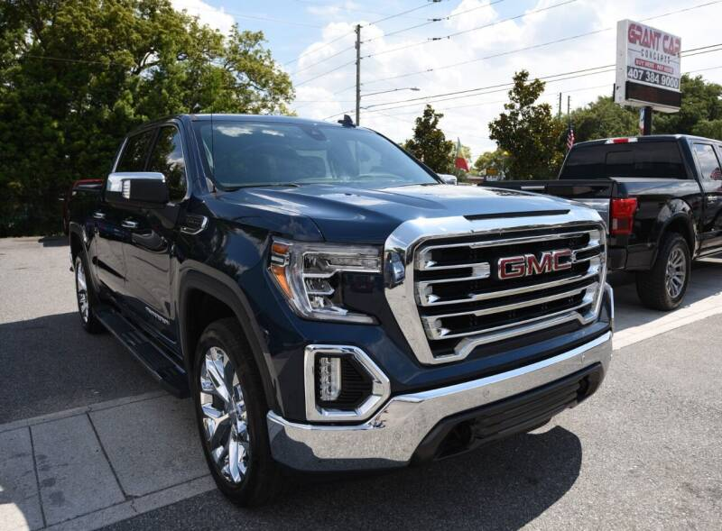 2019 GMC Sierra 1500 for sale at Grant Car Concepts in Orlando FL