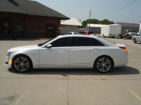 2016 Cadillac CT6 for sale at Quality Auto Sales in Wayne NE