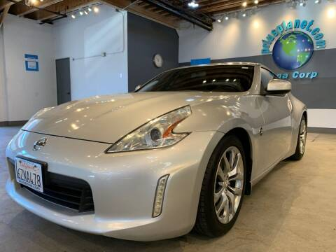 2013 Nissan 370Z for sale at PRIUS PLANET in Laguna Hills CA