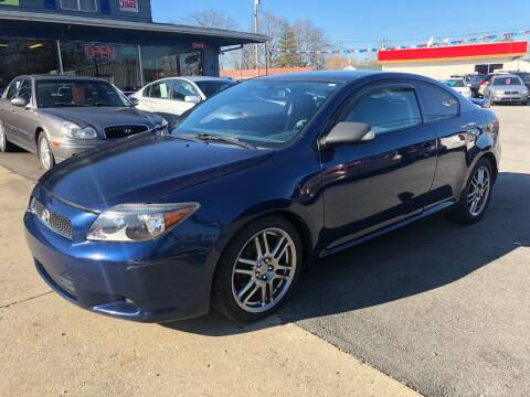 2005 Scion tC for sale at Wise Investments Auto Sales in Sellersburg IN