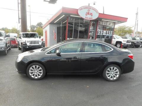 2015 Buick Verano for sale at The Carriage Company in Lancaster OH