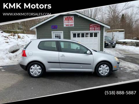 2008 Volkswagen Rabbit for sale at KMK Motors in Latham NY