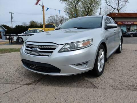 2010 Ford Taurus for sale at Lamarina Auto Sales in Dearborn Heights MI