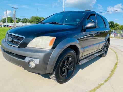2005 Kia Sorento for sale at Xtreme Auto Mart LLC in Kansas City MO