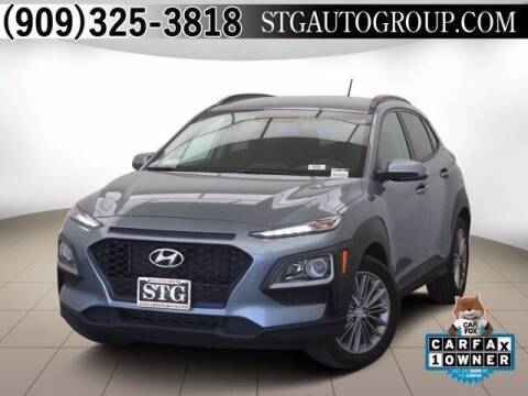2018 Hyundai Kona for sale at STG Auto Group in Montclair CA