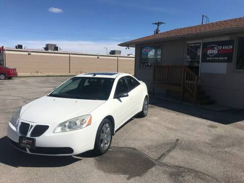 2008 Pontiac G6 for sale at Big Red Auto Sales in Papillion NE