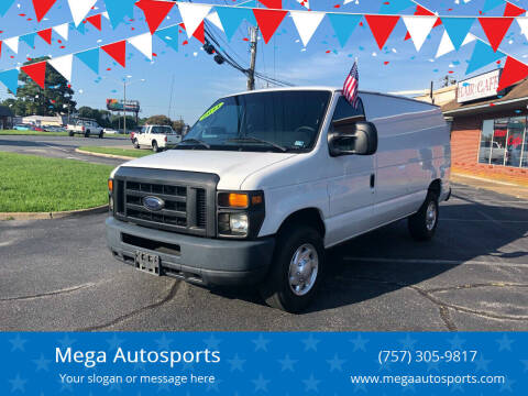 2011 Ford E-Series Cargo for sale at Mega Autosports in Chesapeake VA