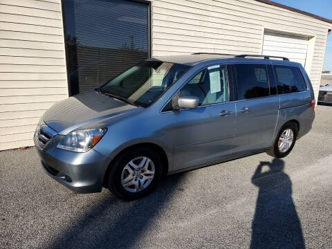 2007 Honda Odyssey for sale at YOUR WAY AUTO SALES INC in Greensboro NC