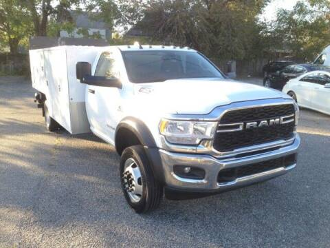 2019 RAM Ram Chassis 5500 for sale at EMG AUTO SALES in Avenel NJ